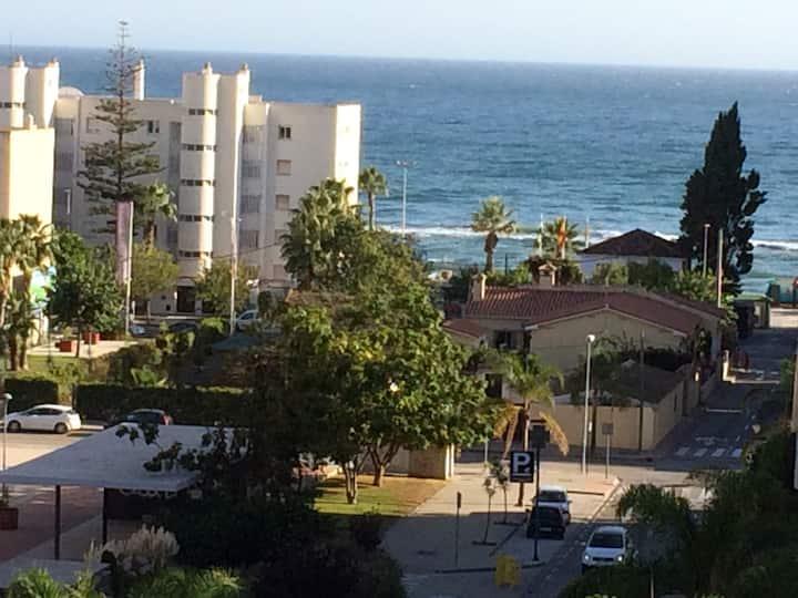 Apartamento único muy cerca de la playa