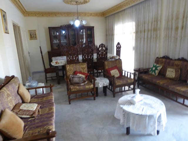 Great beautiful apartment in the heart of Sidon