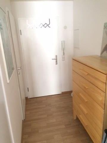 Gemütliches Apartment im Zentrum von Feuerbach - Stuttgart - Byt