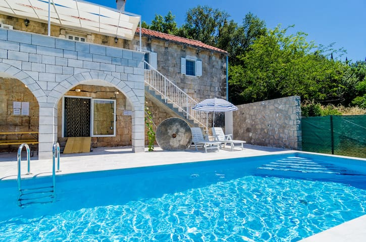 Kocan - Four Bedroom Villa with Terrace&Pool
