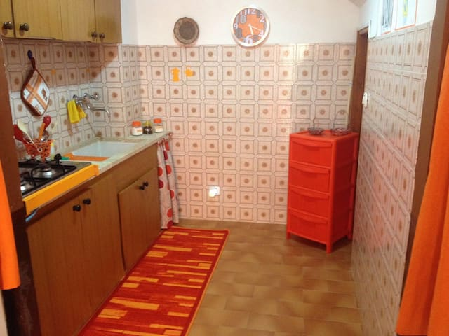 Casa Orange - Castellammare del golfo - Maison