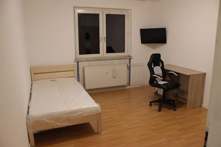 Zimmer suchen Bewohner