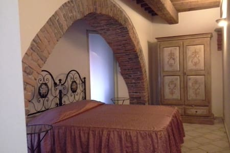 Apartment in medieval country house - Apartment
