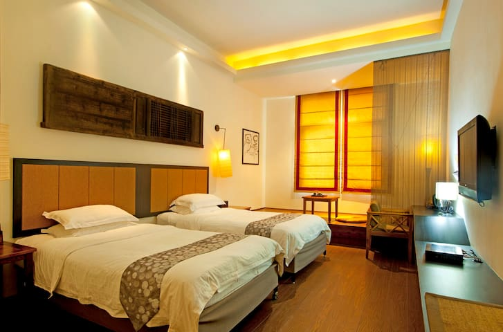 Q109 Gulangyu Private Room and Bath - Xiamen - Bed & Breakfast