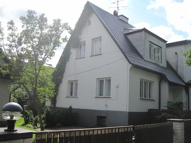 Big 5-room house in central Tallinn