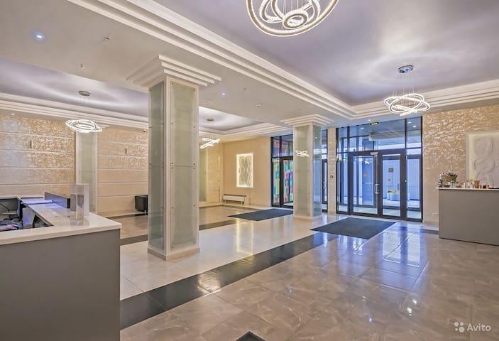 Апартаменты Salut