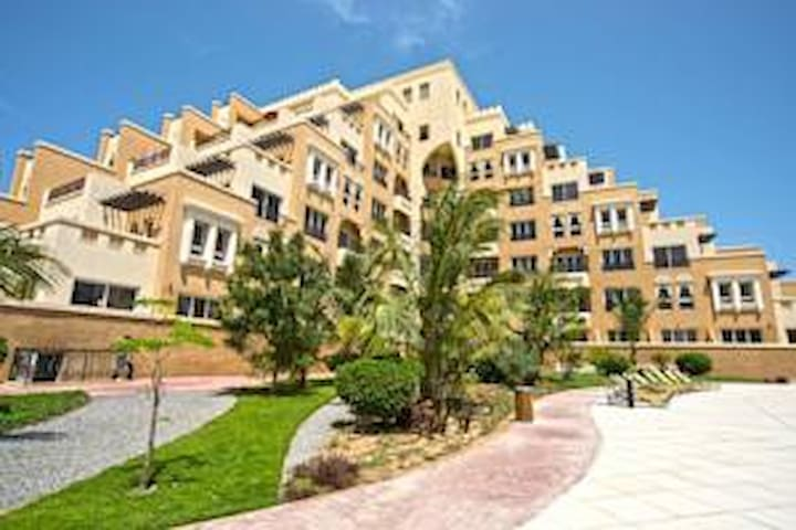 Comfortable Studio on the Beach - Ras Al Khaimah - Apartemen