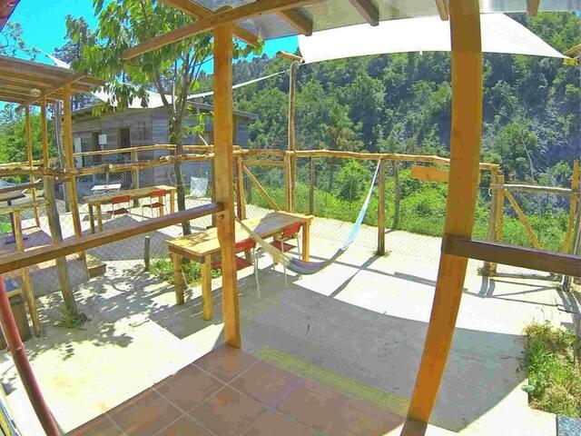 Agriturismo Ca du Chittu: Studio Apartment