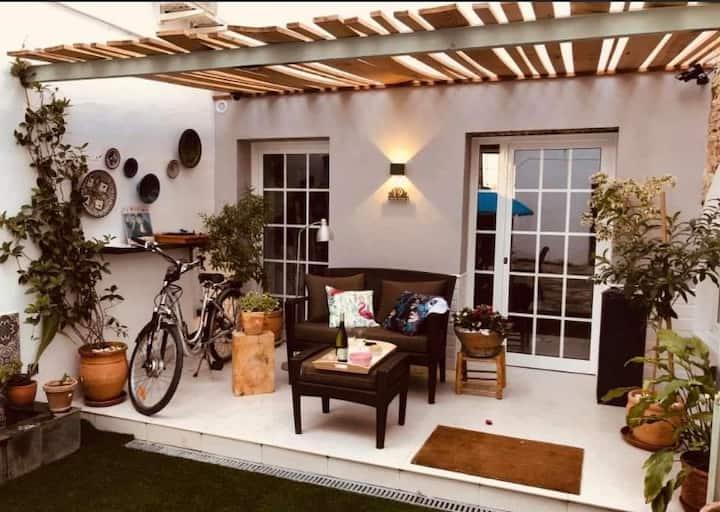 Precioso apartamento en patio interior