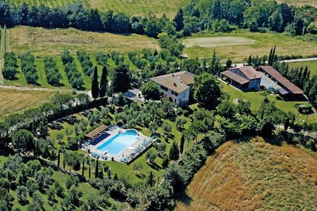Montelopio - Montelopio 7, sleeps 4 guests - Peccioli - Huoneisto