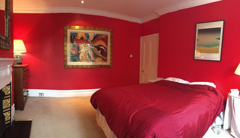 Another angle of your bedroom