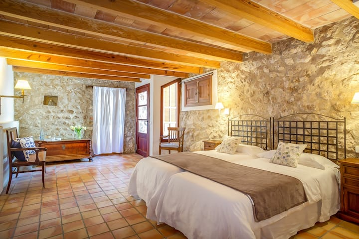 Finca Es Castell Double Room