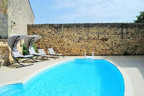 Furnished to a High Standard with Private Pool
