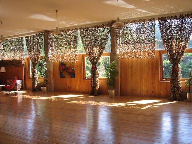 Loft d'habitation + salle de danse! - Saint-Hippolyte-du-Fort - บ้าน