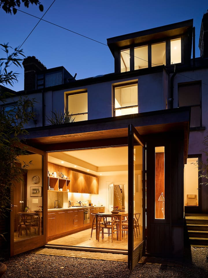 Architect's Fabulous Victorian House