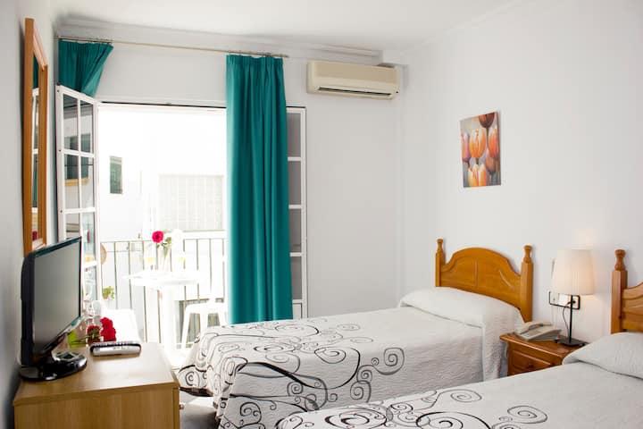 Habitación Doble Estándar Hotel Oasis