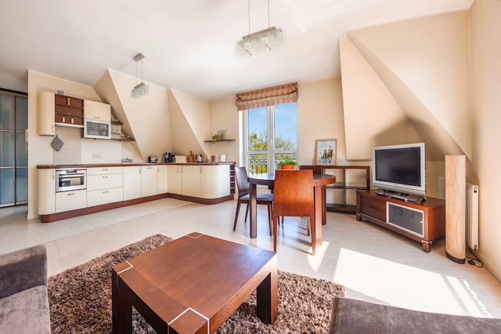 Piastowska 185 A Apartament 10 dla 4 osób