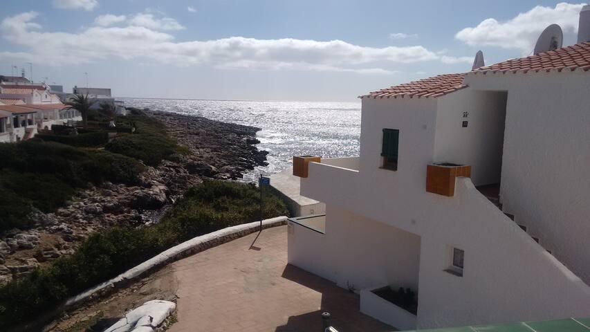 Binibeca Apartamento delante de mar - Binibequer - Apartment