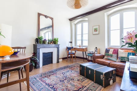 Central Latin Quarter Parisian stay - Wohnung