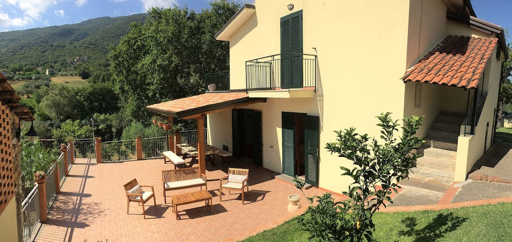 Casa del Nonno - Roccadaspide - Dům