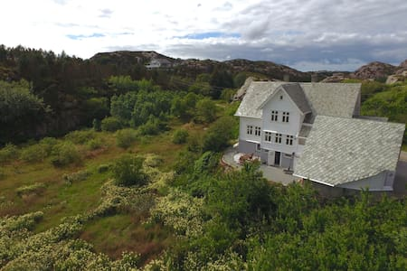 Turøy, Coast of Bergen