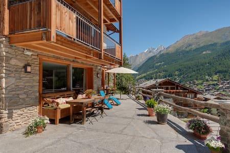Chalet Ibron: 113711 - Zermatt