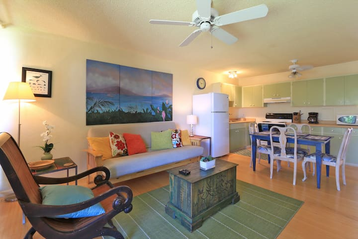 Kuau Plaza - North Shore Paia, Maui - Paia - Condominium