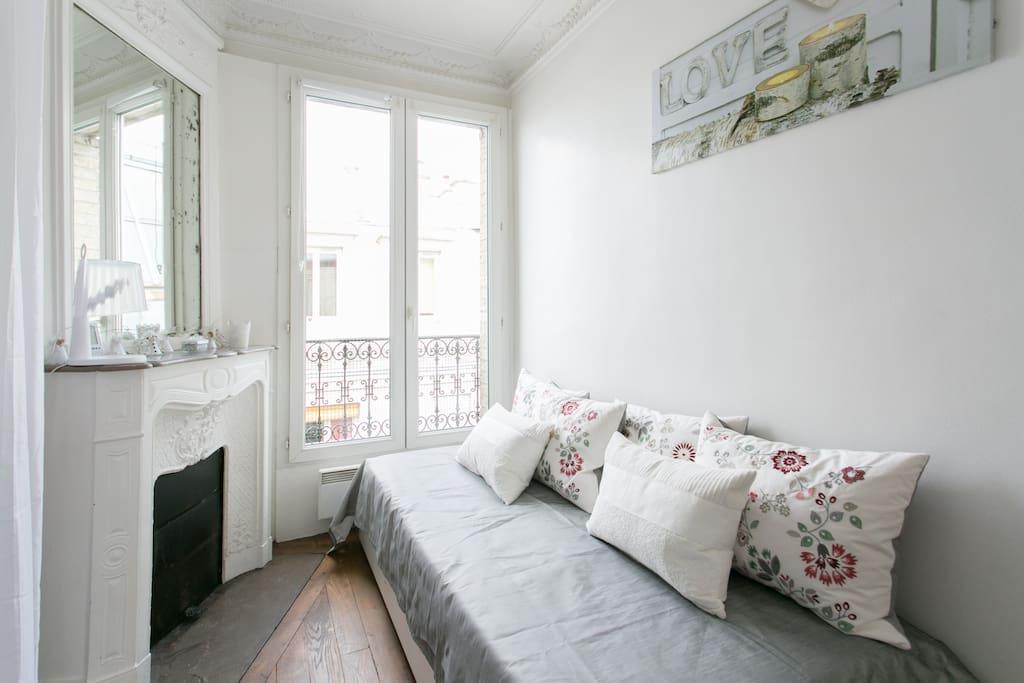 Chambre en plein c ur de paris lofts louer paris - Adresse chambre des notaires de paris ...