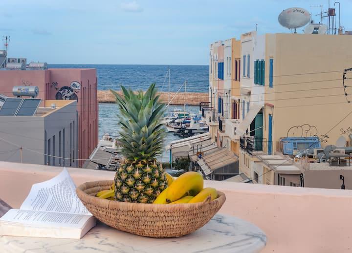 Zafirenias House - Old Venetian Port