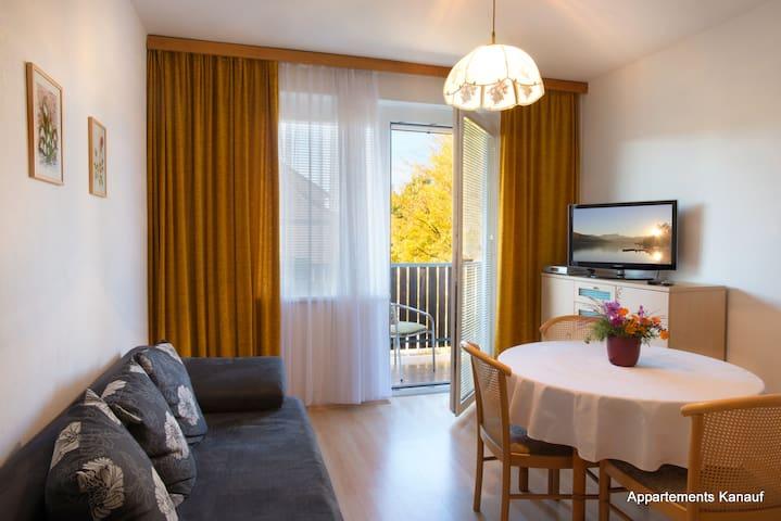 Appartements Kanauf am Wörthersee - Krumpendorf am Wörthersee - Lejlighedskompleks