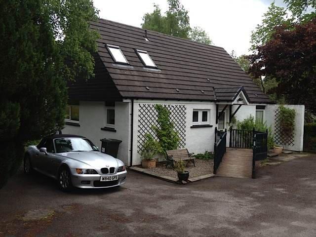 Birch Cottage, Strathpeffer - Strathpeffer - Huis