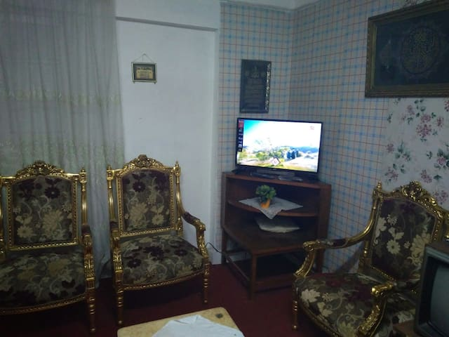 A budget apartment in Center of  Alexandria