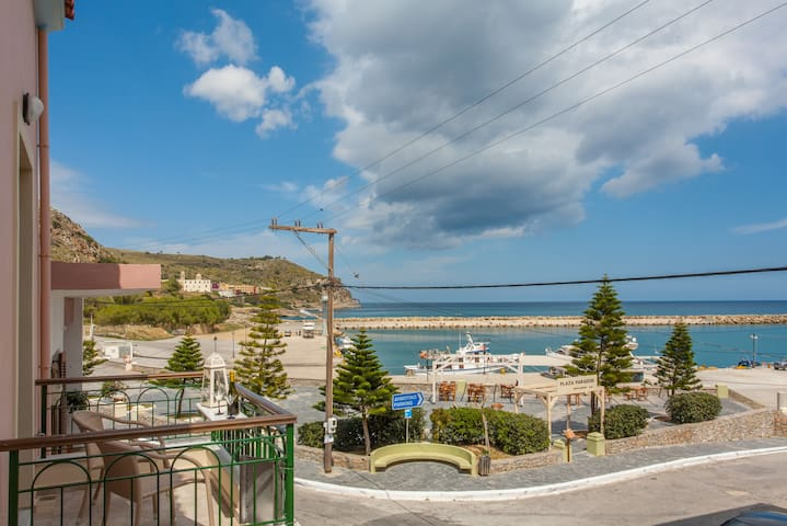 Sea View Apartment Cretan Coast #2 - Kolymvari - Flat
