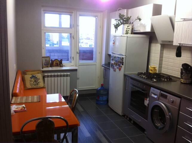 Spacious apartment in new house - Kostroma
