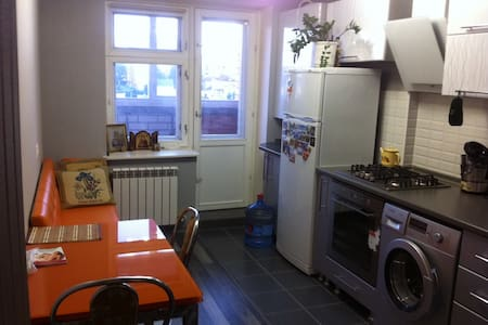 Spacious apartment in new house - Daire
