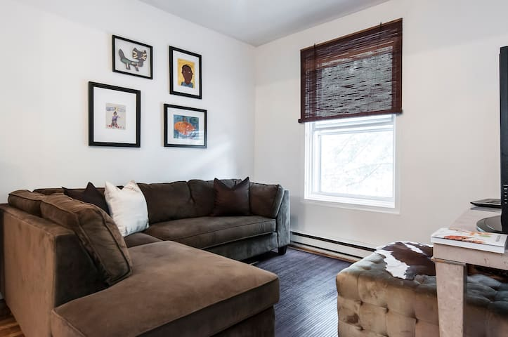 Beautiful room 10 min from downtown - Montreal - Apartamento