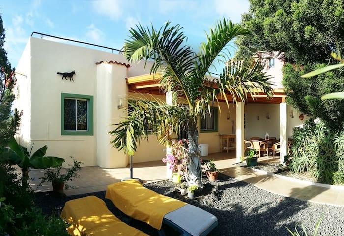 Casa zorro in Las Norias auf La Palma