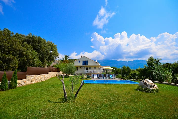 Fantastic Villa Antun&private pool - Komaji