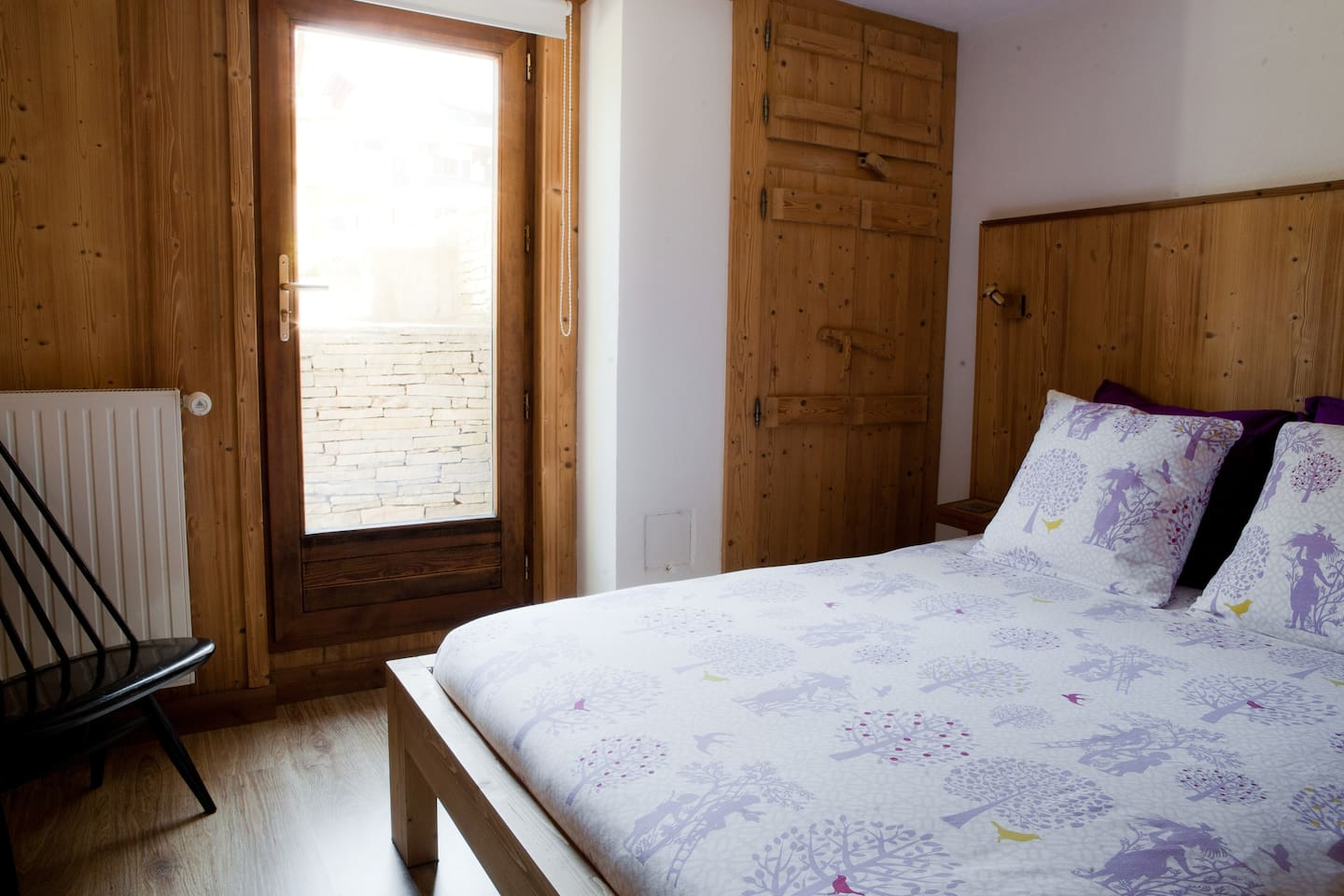 Comfy Central Apartment in the Alps - Apartamentos para Alugar em Les  Houches, Ródano-Alpes, França
