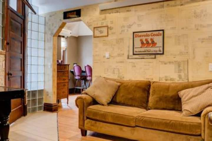 Miners Suite - Fall River Suites