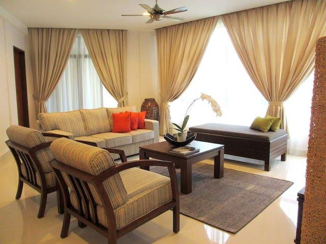 3 Bedroom Apartment @Samsuria Beach Resort Kuantan