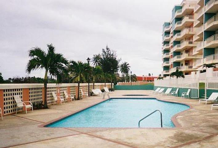 Ocean view luxury condo, pool - Isabela - Apto. en complejo residencial