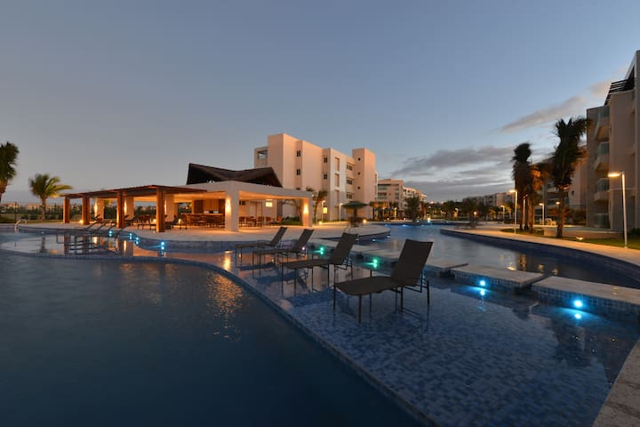 Riviera Beach Place - 2 Quartos - Aquiraz Riviera - Aquiraz - Apartment