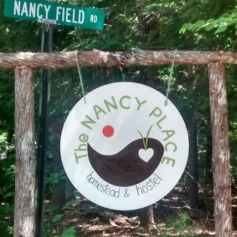 Camping on Tiny Organic Farm  BYO TENT & GEAR