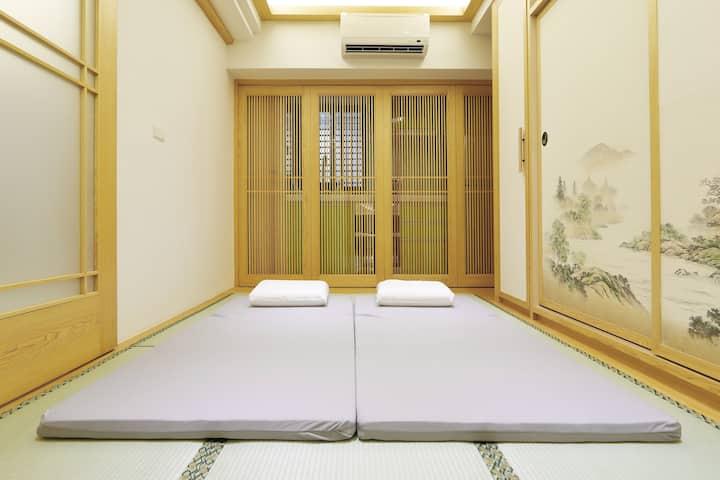 ❀北投の純和風住宅と和風風呂でゆっくり休んでください!(有廚房|可月租)