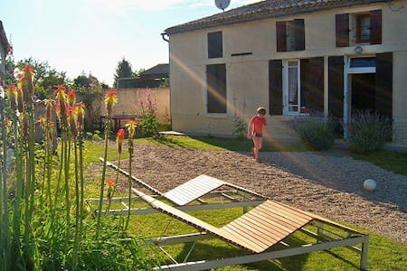 Charming 19th Century Farmhouse - Saint-Palais-de-Phiolin
