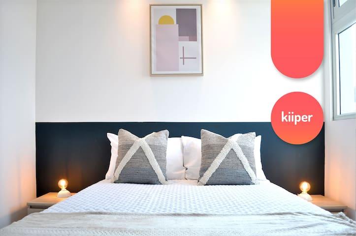 kiiper | Spacious Family Apartment | 4 PPL