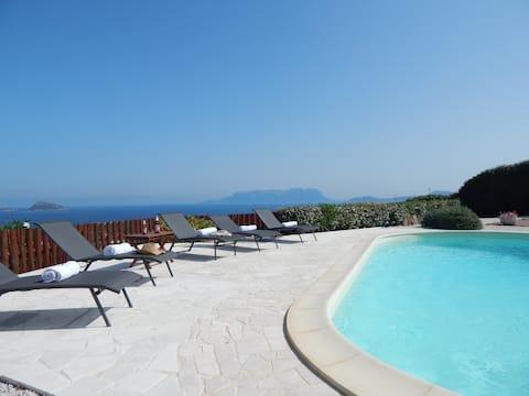 Entspann dich in der Villa