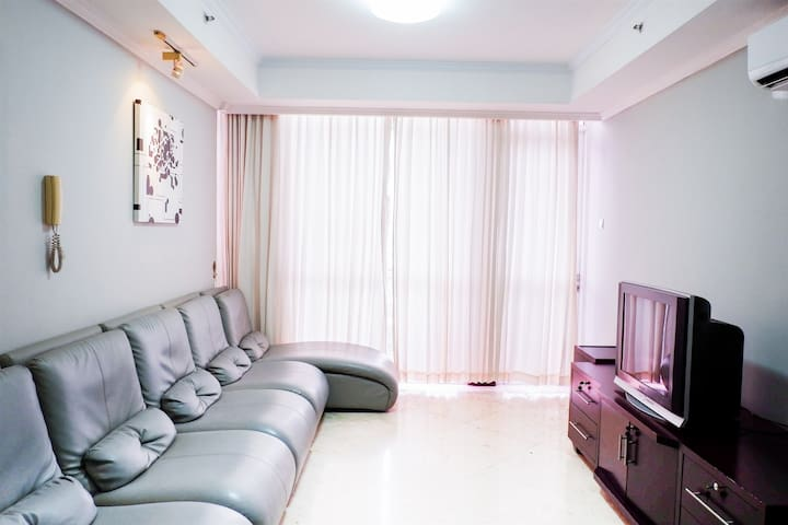Stunning 3BR Apartment at Bellagio Residence