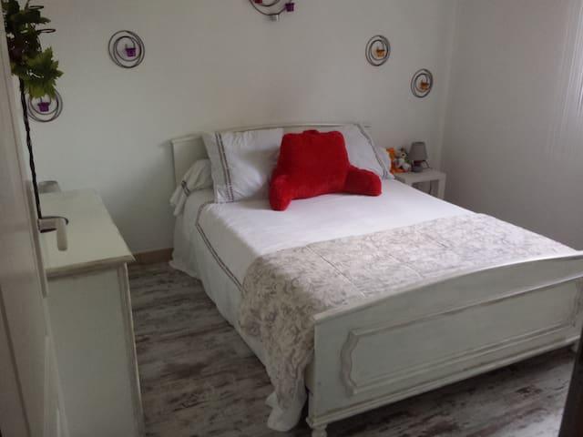 chambre privée 2/3 - Montégut-Arros - Casa